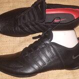 41р-26 см кожа спортивные туфли Nike