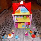 Конструктор лего дупло Кукольный домик Lego Duplo,оригинал