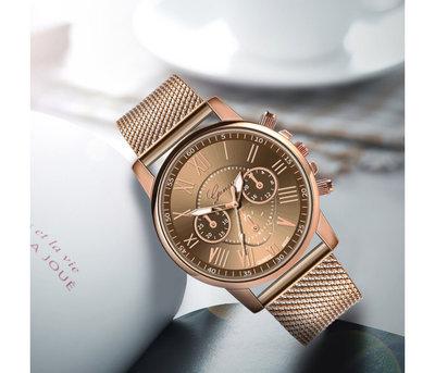 Часы наручные унисекс на силиконовом ремешке
