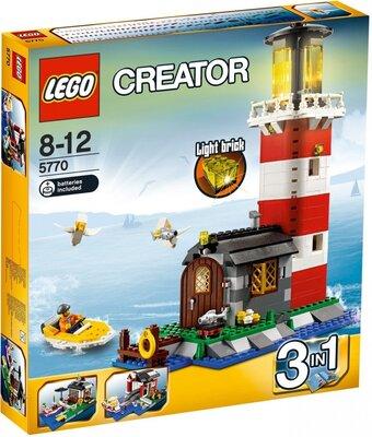 Конструктор LEGO Creator Остров с маяком 3 в 1 5770