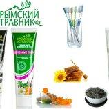 Крымский травник Натуральная зубная паста с экстрактами
