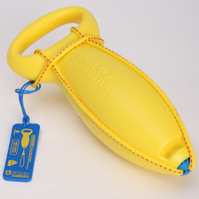 Спасательный буй Fox40 Water Safety Throw 7901-0201 длина веревки 15м