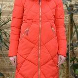 Дуже тепле та модне зимове жіноче пальто