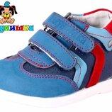 Демисезонные ботинки Шалунишка 100-13