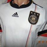Спортивная футбольная футболка adidas зб Германии .xs-s