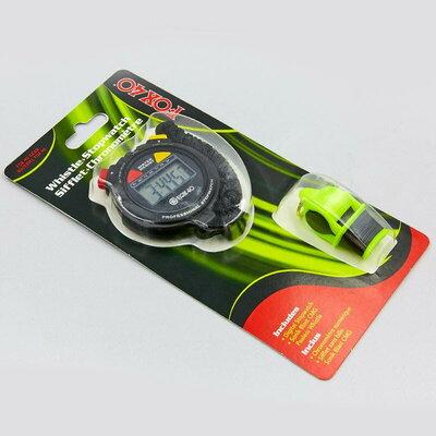 Набор для тренера Fox40 6906-0400 набор тренера секундомер свисток