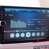 Автомагнитола 7018 сенсорный экран gps 2Din