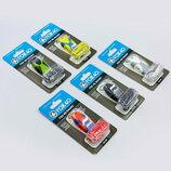 Свисток судейский пластиковый Fox40 Sharx Safety на шнуре 5 цветов 120dB