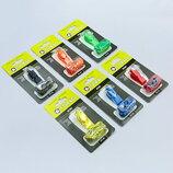 Свисток судейский пластиковый Fox40 Mini на шнуре 6 цветов 109dB