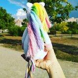 Единорожка радуга