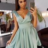 Платье 5 расцветок 42,44 размеры