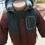 демисезонная куртка на мальчика Tu 9-12мес Распродажа