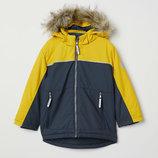 Новая зимняя куртка H&M на 2-3года. Оригинал