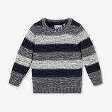 Новый хлопковый свитер, вязаная кофта р.104 фирмы Palomino C&A