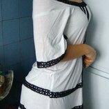 H&m Платье с кружевом
