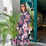 Платье летнее «Моника»