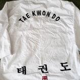 Кимоно куртка для боевых искусств 170
