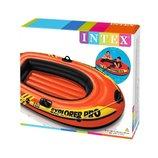 Одноместная надувная лодка Intex 58355 Explorer Pro 100, 160 х 94 х 29 см