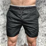 Мужские шорты Armani Swimming Trunks AJ Black черные