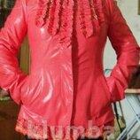 Курточка коралловая 46 размер