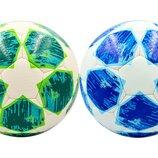 Мяч футбольный 5 Premier League LN-07 PU, сшит вручную 2 цвета
