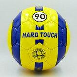 Мяч футбольный 4 Hard Touch EC-07 PU, сшит вручную
