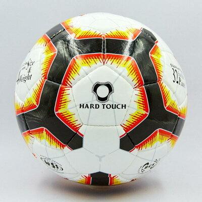 Мяч футзальный 4 Premier League Hard Touch EC-02 PU, сшит вручную