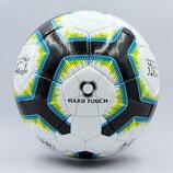 Мяч футзальный 4 Premier League Hard Touch EC-03 PU, сшит вручную