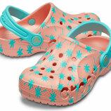 crocs Kids´ Baya Seasonal Graphic Clog c12 c13 j1 j2 j3
