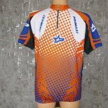 Велофутболка 48-50 M- L спортивная футболка вело