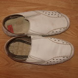 Туфли , мокасины, натуральная кожа, Riker, 42 р-р, стелька 26,5 см