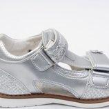 Босоножки Том М 0172Е серебро