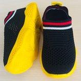 Вязанные кроссовки BY312
