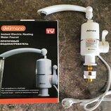 Мгновенный водонагреватель Delimano,проточный нагреватель для воды Оригинал