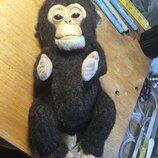 Кукла обезьянка.Hasbro.Заводная игрушка.