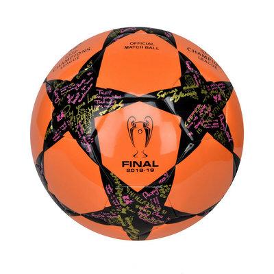 Мяч футбольный 5 Champions League 5833 PU, сшит вручную