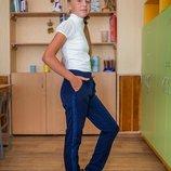 Отличное качество Красивые школьные брюки для девочек, брюки для школы