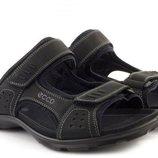 Ecco Utah, оригинал,сандали шлёпанцы мужские. 41 разм.