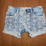 Продаю джинс шорты Denim , 4-5 лет.