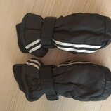 Варежки перчатки на 2-3 год