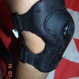 Спортивний фирменний защитний налокотник наколенник No Feear.м-л