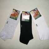 Короткие хлопковые носки