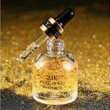 Код M873 Омолаживающая эссенция для глаз Venzen Pure Gold 24K Argireline Eye с частицами золота 24К