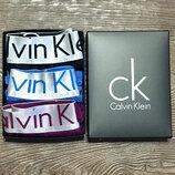 Мужское белье в наборе на 3 шт Calvin Klein