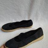 Gabor кожаные оригинальные туфли 39