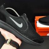 кроссовки мокасины мужские Nike Air