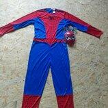 Карнавальный костюм человек пайк спайдермен на взрослого