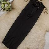 Очень стильное платье с глубоким вырезом от NEW LOOK рр 14 наш 48