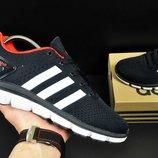 кроссовки Adidas Climachill мужские, сетка, синие