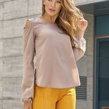 Блуза 2 цвета 42,44,46,48,50 размеры